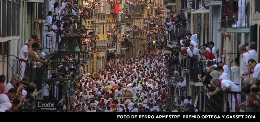 Ya huele a San Fermín