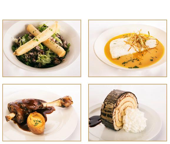 Restaurante en Pamplona, menús del día