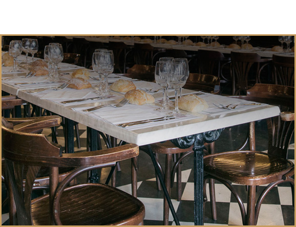 Café Iruña, Restaurante Pamplona