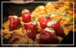 Gastronomía, Pinchos y tapas en Pamplona