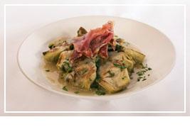 Gastronomía, Menú Pamplona