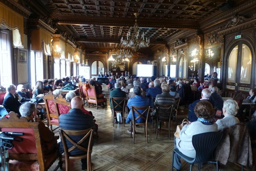 Iruña S.A. celebró su Junta General de Accionistas